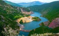 Topçam Barajı Tamgaz Enerji Üretiyor