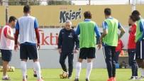 ÇORUM BELEDİYESPOR - Trabzonspor, Galatasaray Maçı Hazırlıklarına Başladı