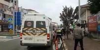 KONURALP - Trafik Polisinden Alkışlanacak Hareket