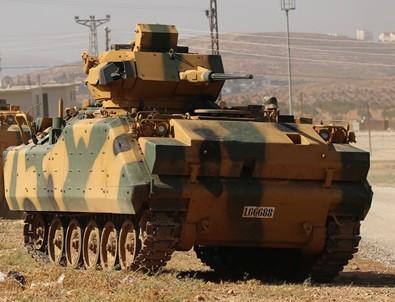 TSK, Afrin'e yaklaştı
