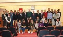 AHMET ÖZTÜRK - Turizmde İletişim Ve Halka İlişkilerin Önemi Konuşuldu