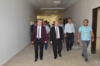KALIFIYE - Türkiye'nin Benzersiz Teknik Bilimler MYO Binası Eğitim İçin Gün Sayıyor