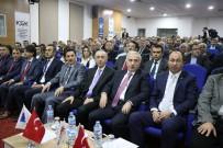 SÜLEYMAN KAMÇI - Vali Kamçı Açıklaması 'Kayseri'de Ticaret Siciline Kayıtlı 13 Bin 396 Şirket Var'