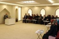GAZİ YAKINI - Van'da 'Bayan Vaaz Ve İrşad Koordinatörleri' Toplantısı