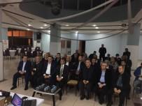 BILECIK MERKEZ - Vezirhan Belde Danışma Toplantısı Yapıldı