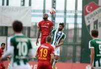 ÇAKAL - Ziraat Türkiye Kupası Açıklaması Yeşil Bursa Açıklaması 1 - Kayserispor Açıklaması 2