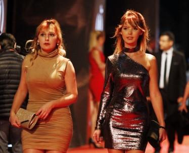 54. Uluslararası Antalya Film Festivali'nde şıklık yarışı