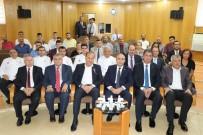 ADANA VALİSİ - Adana Lezzet Festivali'ne Katılan Firmalara Sertifika Verildi