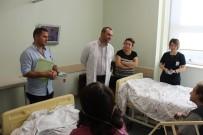 HASTA HAKLARI - AEAH Yönetiminden Hastalara Ziyaret