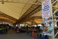 DINDAR - Akhisar'da İhtiyaç Sahipleri İçin 'Askıda Sebze Meyve' Projesi