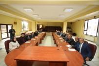 ÖMER KALAYLı - Akyazı Kent Konseyi Ekim Ayı Toplantısı Gerçekleşti