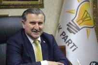 ALSANCAK - Bakan Bak'tan Alsancak Stadı Açıklaması