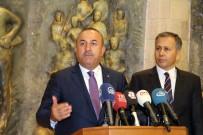 İSTİHBARAT BİRİMLERİ - Bakan Çavuşoğlu'ndan Irak Ordusu İle Peşmergenin Ateşkes Sağlamasıyla İlgili Açıklama