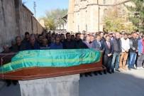 İLHAMI AKTAŞ - Bakan Eroğlu, Nevşehir'de Cenaze Namazına Katıldı