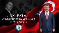 DÜŞMAN İŞGALİ - Balıkesir Valisi Ersin Yazıcı'dan 29 Ekim Mesajı