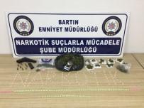 BARTIN EMNİYET MÜDÜRLÜĞÜ - Bartın'da Uyuşturucu Operasyonu Açıklaması 1 Tutuklama