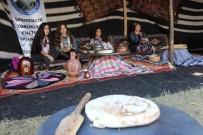 ÇAMAŞIR MAKİNESİ - Başak Koleji Öğrencileri Yörük Kültürünü Öğrendi