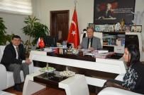 MESUT ÖZAKCAN - Başkan Özakcan; 'Halkımızın Yararına Olacak Her Projeye Açığız'