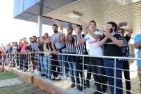 TAKIM OTOBÜSÜ - Beşiktaş Kafilesi Alanya'ya Geldi