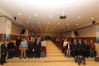HEKIMOĞLU - BEÜ'de 'Kariyer Ve Meslek' Konulu Konferans