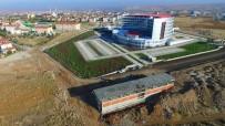 BEYŞEHIR GÖLÜ - Beyşehir'de Yeni Devlet Hastanesi Hizmet İçin Gün Sayıyor