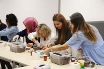ÖMER YıLMAZ - Bursagaz'da 'Hobi' Molası