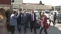 ENGİN ÖZKOÇ - CHP Grup Başkan Vekilleri Deniz Baykal'ı Ziyaret Etti