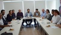 ABDURRAHMAN ÖZ - Didim AK Parti Yönetimi Gündemi Değerlendirdi