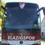 DA SILVA - Elazığspor 21 Futbolcuyla Gaziantep'e Gitti