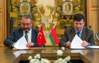 SOHBET TOPLANTISI - Erciyes Üniversitesi İle Belarus Devlet Üniversitesi Arasında 'Akademik İşbirliği Protokolü' İmzalandı