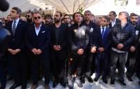 SABRİ SARIOĞLU - Erkan Kazancı İçin Cenaze Töreni Yapıldı