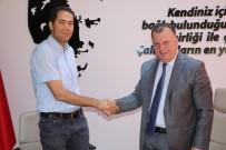 CENGIZ ERGÜN - 'Eski Garaj Yeni Proje'nin Sözleşmesi İmzalandı