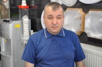 KÖŞE YAZARı - Görme Engelli Gazeteci, Cumhuriyet Bayramı Resepsiyonu'na Davet Edildi