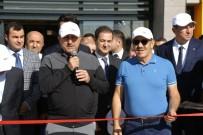 GOLF SAHASI - Güneydoğu'daki İlk Golf Sahasını Dışişleri Bakanı Çavuşoğlu Açtı