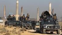 SAVAŞ HELİKOPTERİ - Irak Ordusu Ve Peşmerge Arasında Çatışmalar Şiddetlendi