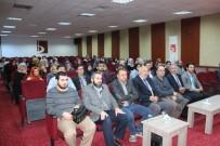 MUSTAFA BAŞ - İslami İlimler Fakültesi İlk Öğrencileriyle Buluştu