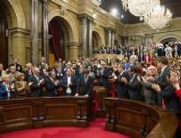 İspanya yönetimi Katalonya yönetimini görevden aldı