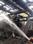 İTFAİYE ARACI - İtfaiye Aracı Yangın Dönüşü Kaza Yaptı