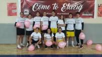 MEDICAL PARK HASTANESI - Kadın Basketçiler, Meme Kanserine Dikkat Çekti