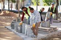 Karaman'da Park Yenileme Çalışmaları