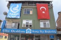 HACıHAMZA - Kargı Ülkü Ocakları Hacıhamza'ya Temsilcilik Açıyor