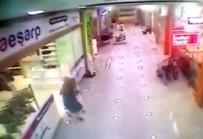 BOŞANMA DAVASI - Karısını Tüfekle Yaralayan Şahıs Esnaf Tarafından Yakalandı