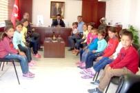 GÜLLÜCE - Kaymakam Bağlı Suriyeli Çocukların Yüzünü Güldürdü