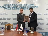 KARABÜK ÜNİVERSİTESİ - KBÜ Rektörü Prof. Dr. Refik Polat, Yeni İş Birlikleri İçin Özbekistan'da