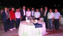DOĞU AKDENİZ - Kiza İş Merkezi Törenle Açıldı