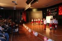 KULELI ASKERI LISESI - Kreş Öğrencilerinden 29 Ekim Cumhuriyet Bayramı Coşkusu