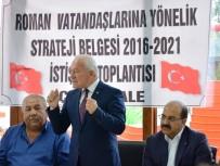 BÜLENT TURAN - Lapseki'de Roman Çalıştayı Yapıldı