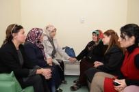 YÜKSEK GERİLİM - Nilgün Azizoğlu, Şehit Annelerini Yalnız Bırakmıyor