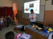Öğrencilere Elektriği Doğru Ve Güvenli Kullanma Eğitimi