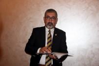 METRO İSTASYONU - Prof. Dr. Dönmez Açıklaması 'Beşiktaş'ta Çıkan Mezarlar Türk Mezarı Değil'